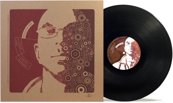 Ben Milstein: EP Album Packaging – Buried In Time