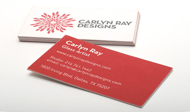 Carlyn Ray Designs – Business Cards