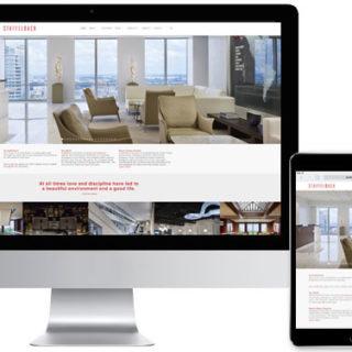 Staffelbach Design Associates, Website Rebrand, d30n LLC, website refresh, Portland Oregon