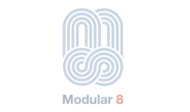 Modular 8 Animated Logo