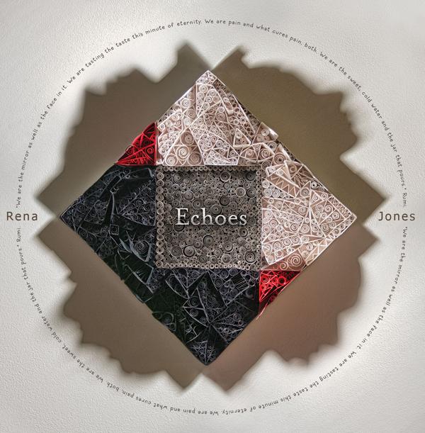 Portland Oregon, Album Art, CD Art, Graphics, d30n, Rena Jones, Echoes